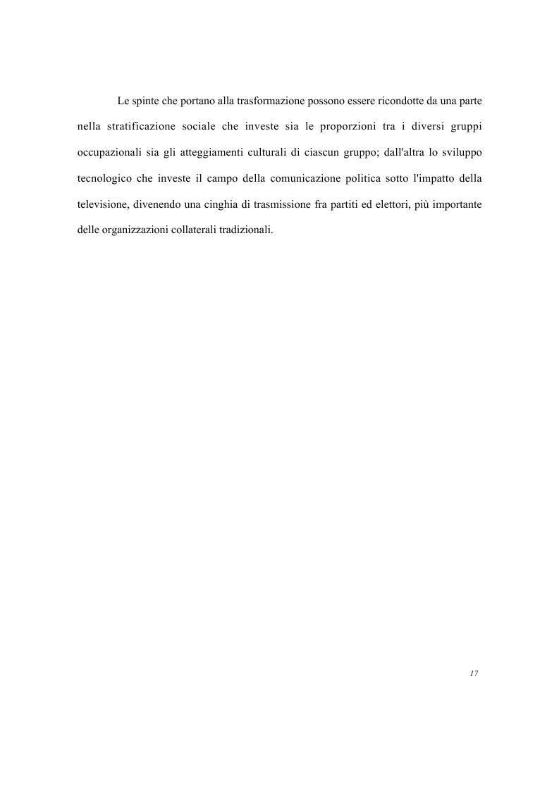 Anteprima della tesi: Partiti e imprese pubbliche - Il caso del Monte dei Paschi di Siena, Pagina 13