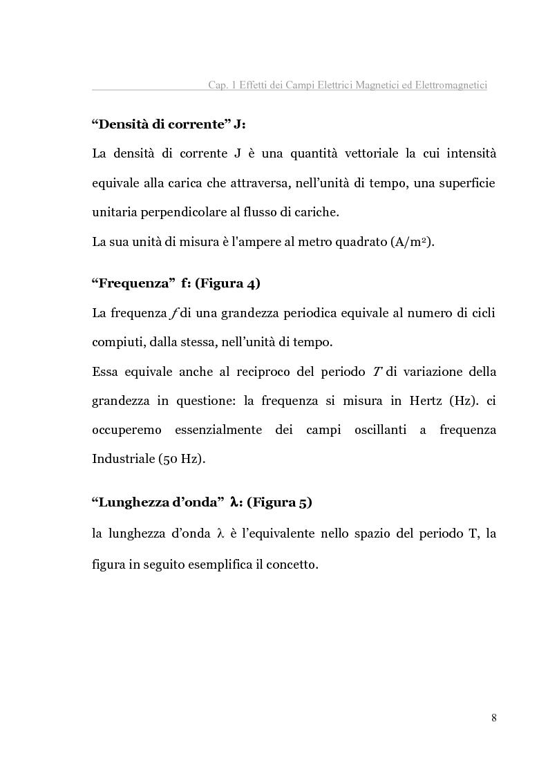 Anteprima della tesi: Analisi tecnica normativa e giuridica sull'elettrosmog a bassa frequenza, Pagina 13