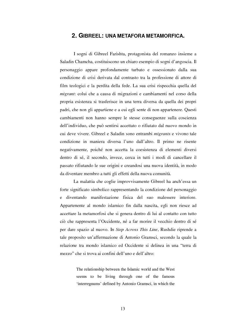 Anteprima della tesi: L'onirico, il visionario e l'ossessivo in Salman Rushdie: tematiche post-coloniali, Pagina 10