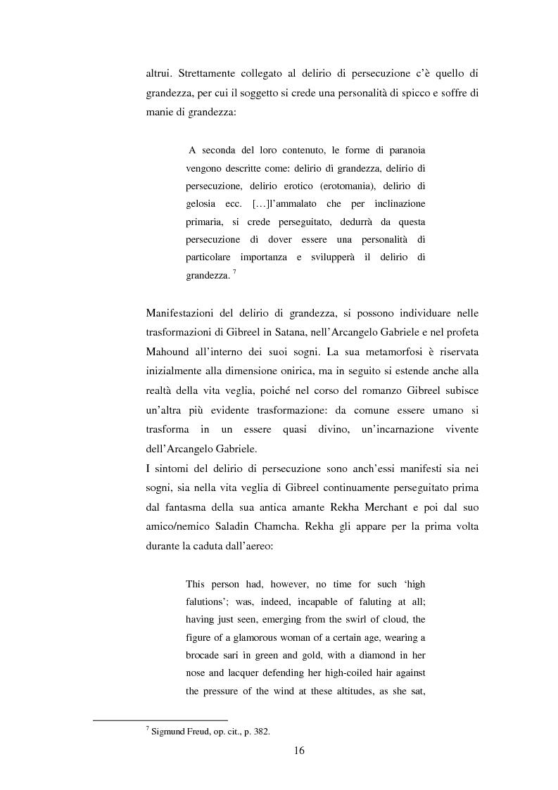Anteprima della tesi: L'onirico, il visionario e l'ossessivo in Salman Rushdie: tematiche post-coloniali, Pagina 13