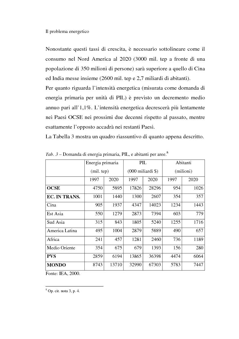 Anteprima della tesi: L'idrogeno: il vettore energetico del futuro. Prospettive di utilizzo nelle applicazioni stazionarie, Pagina 13