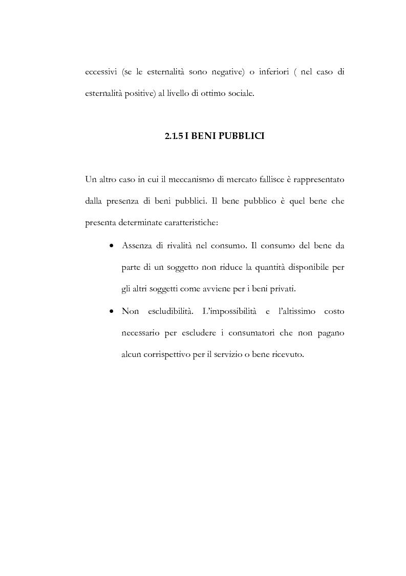 Anteprima della tesi: Il processo di liberalizzazione delle telecomunicazioni: il caso della telefonia mobile, Pagina 12