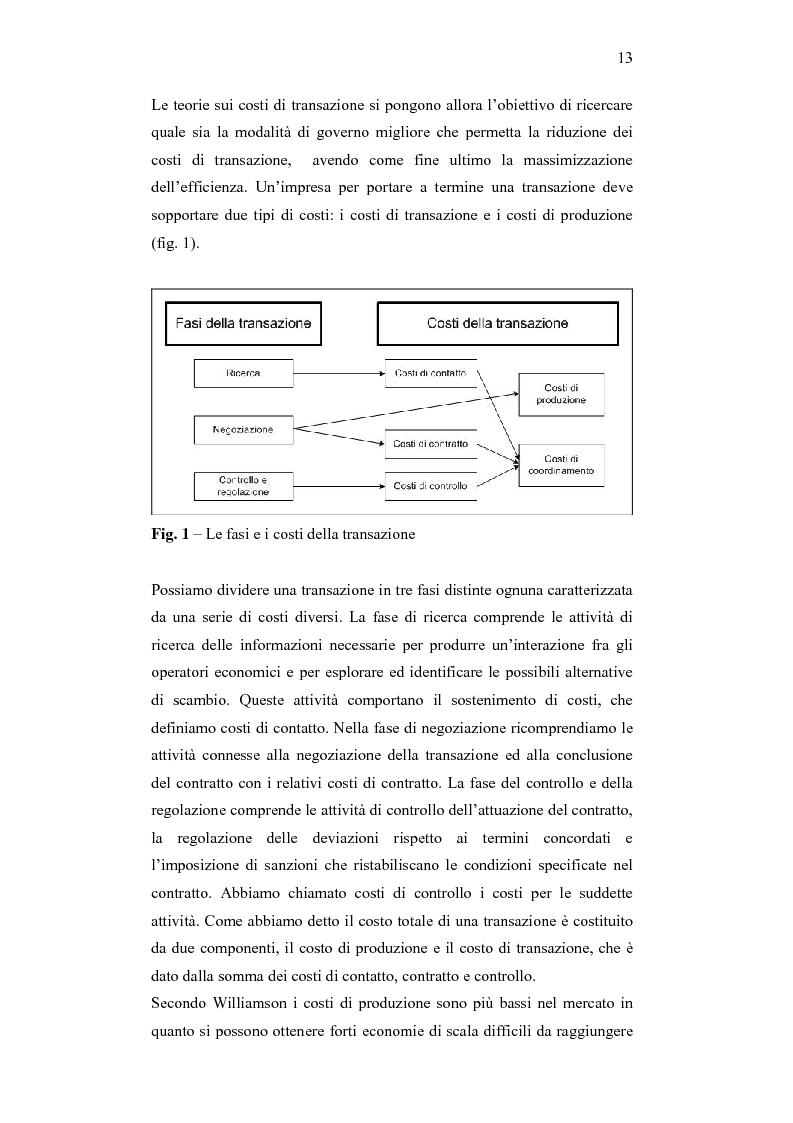 Anteprima della tesi: Il cambiamento della logistica nell'economia interconnessa. Dalla catena alla rete di fornitura., Pagina 9
