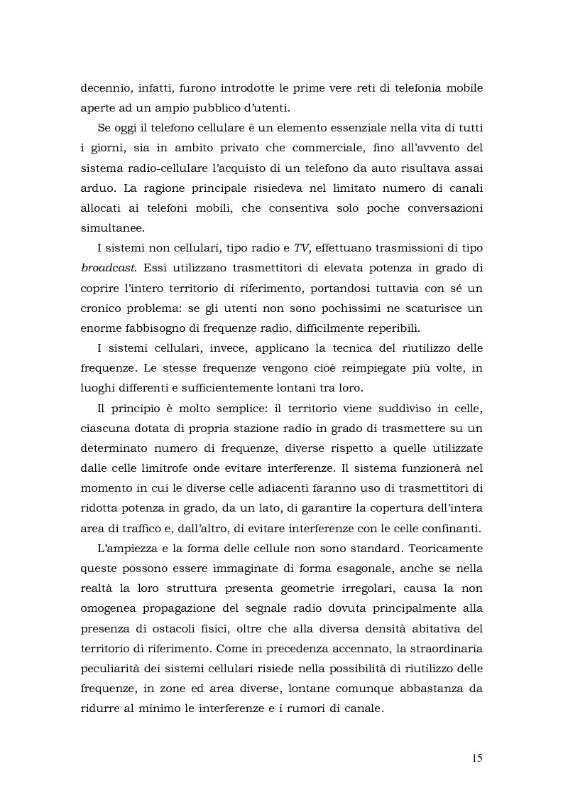 Anteprima della tesi: Prospettive di sviluppo nel mobile commerce, Pagina 15