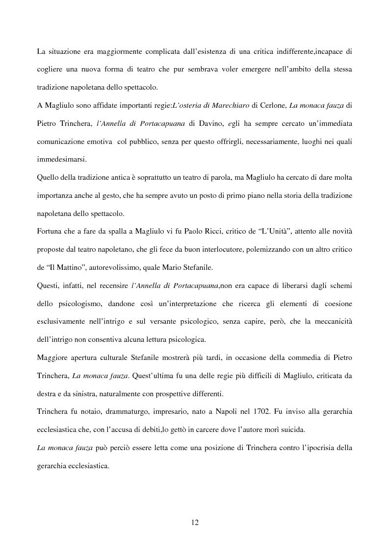 Anteprima della tesi: La sperimentazione teatrale a Napoli dal 1965 al 1975, Pagina 11