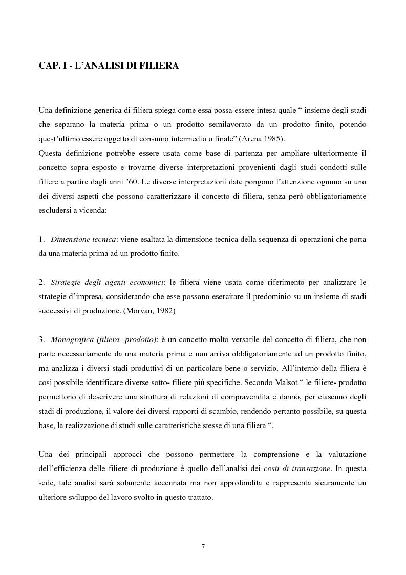 Anteprima della tesi: L'ingresso della Polonia nell'Ue: conseguenze per la filiera del latte, Pagina 5