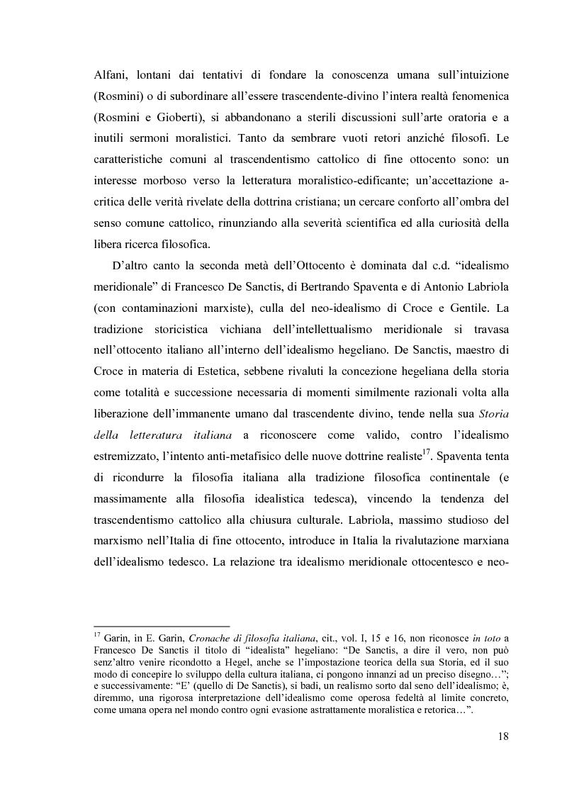 Anteprima della tesi: La filosofia del diritto di Mario Calderoni, Pagina 15