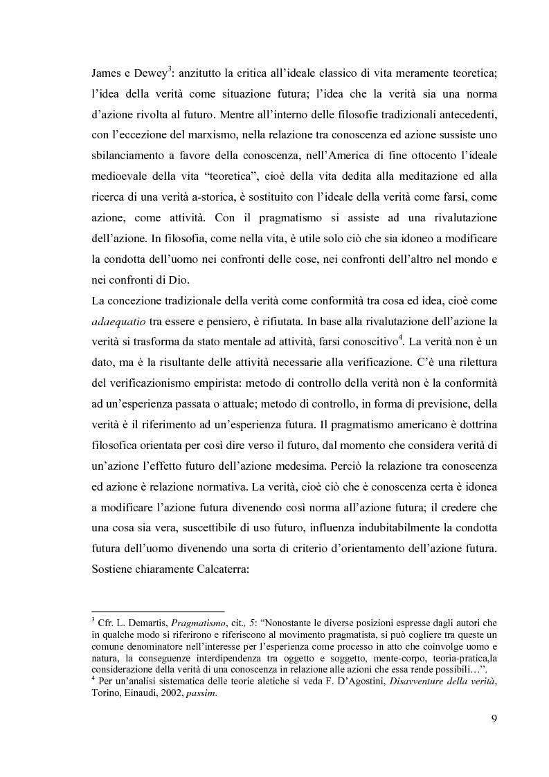 Anteprima della tesi: La filosofia del diritto di Mario Calderoni, Pagina 6
