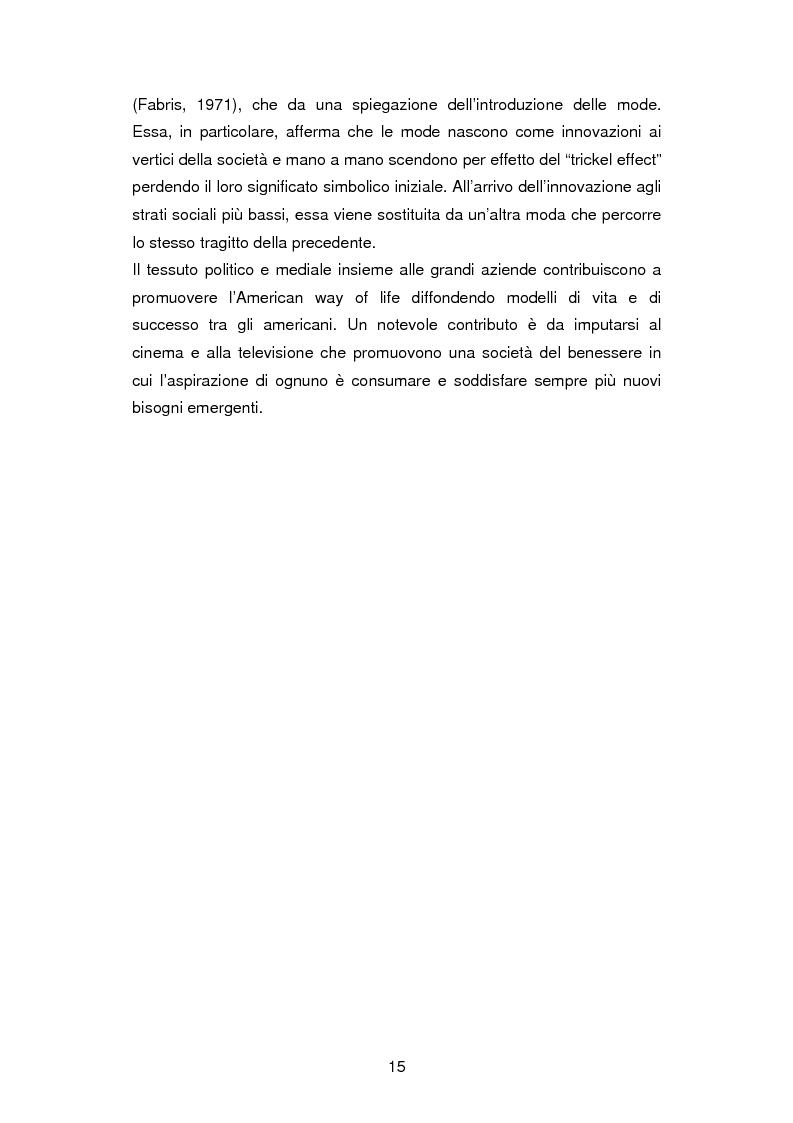 Anteprima della tesi: La critica ai consumi: la sottocultura No global, Pagina 12