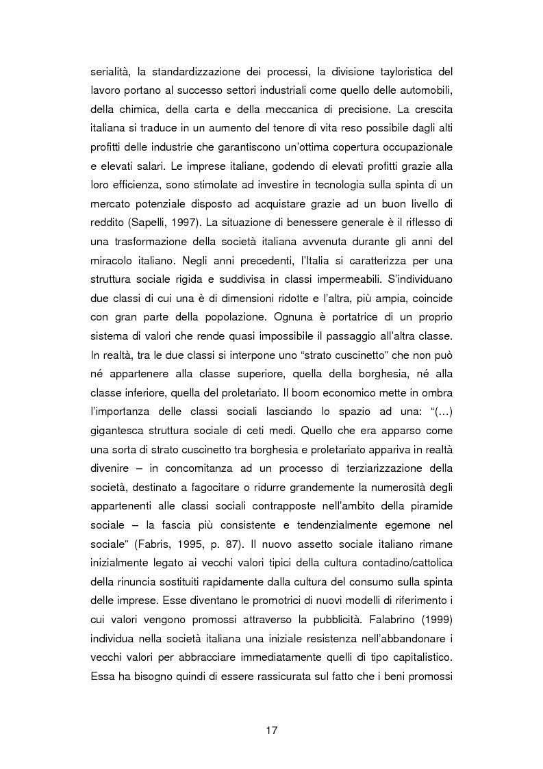 Anteprima della tesi: La critica ai consumi: la sottocultura No global, Pagina 14