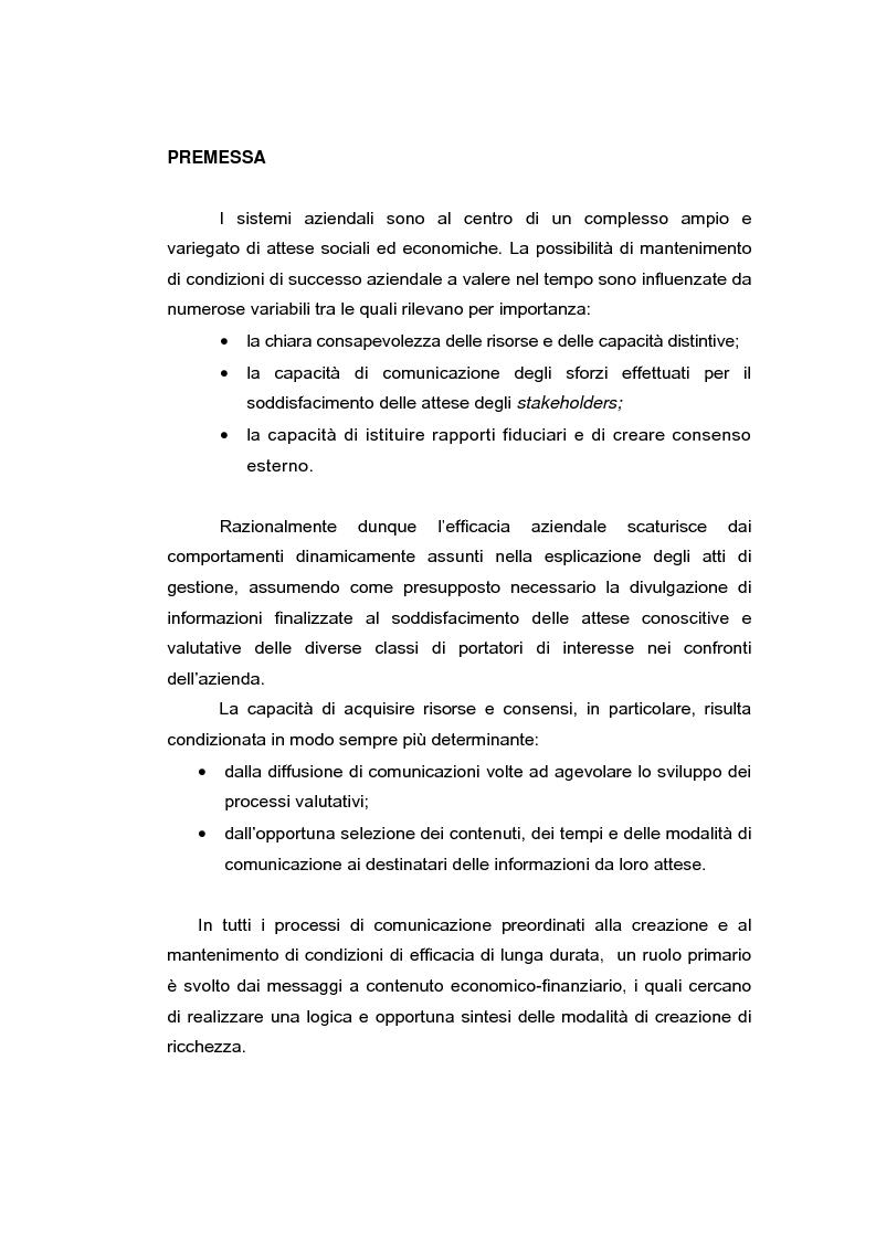 Anteprima della tesi: Le risorse intangibili nella comunicazione economico-finanziaria d'impresa, Pagina 8