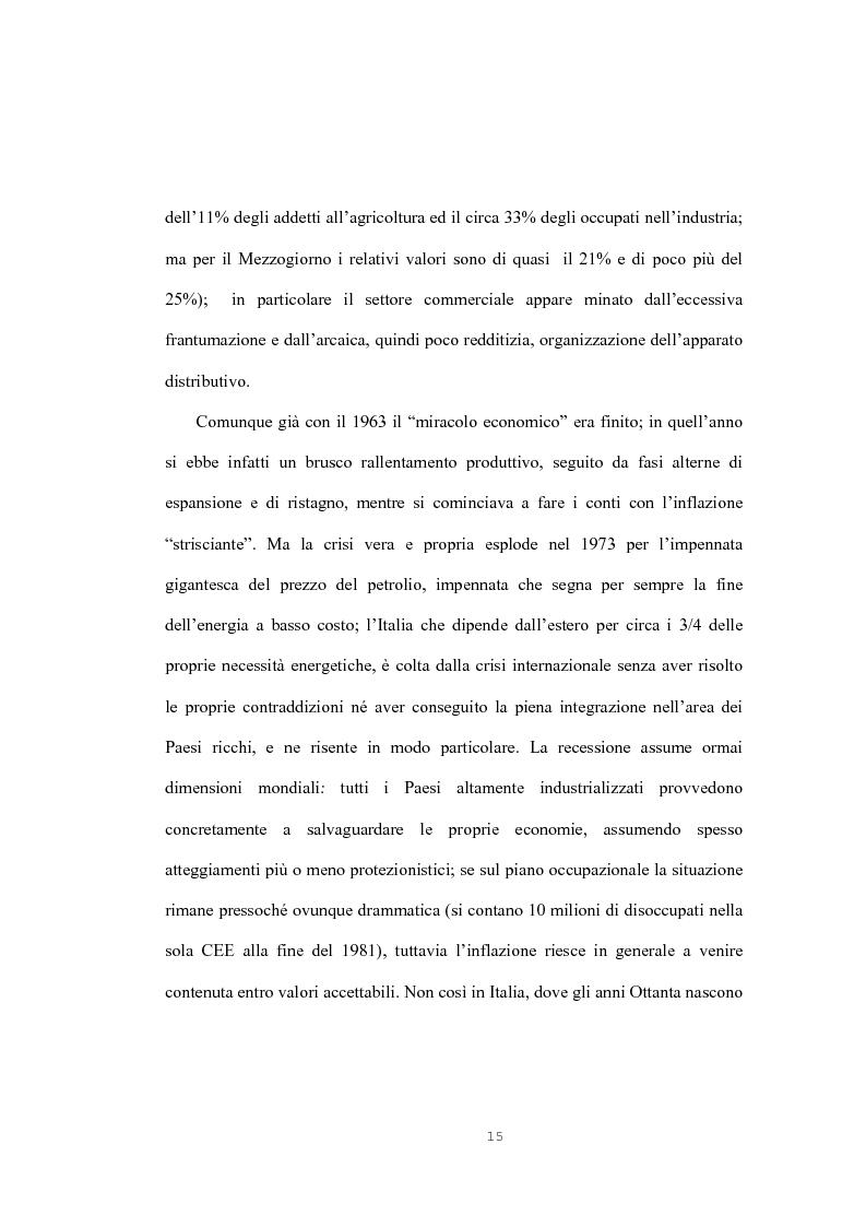 Anteprima della tesi: Il cabotaggio in Italia, Pagina 12