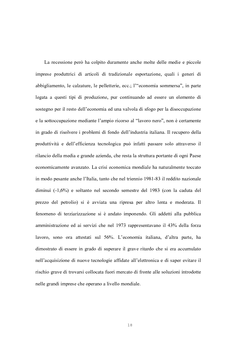 Anteprima della tesi: Il cabotaggio in Italia, Pagina 15