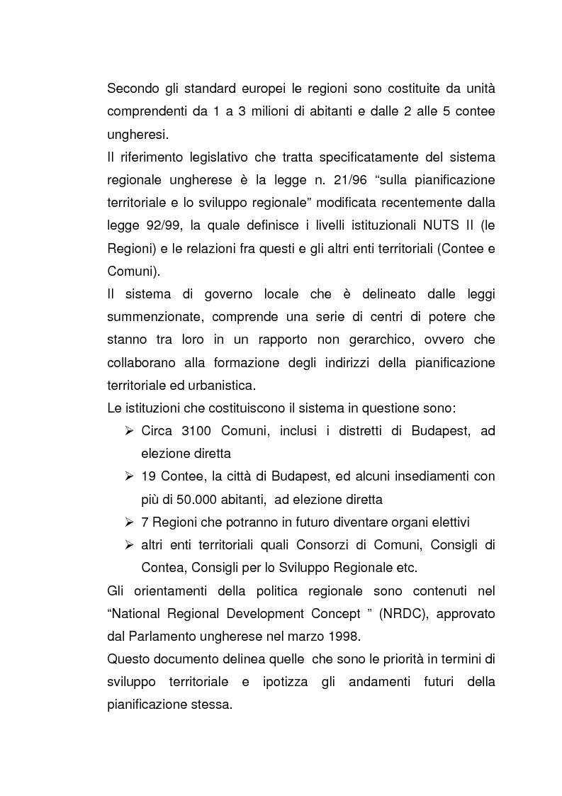 Anteprima della tesi: Imprese italiane in Ungheria. Storie di successo verso l'adesione all'Ue, Pagina 9
