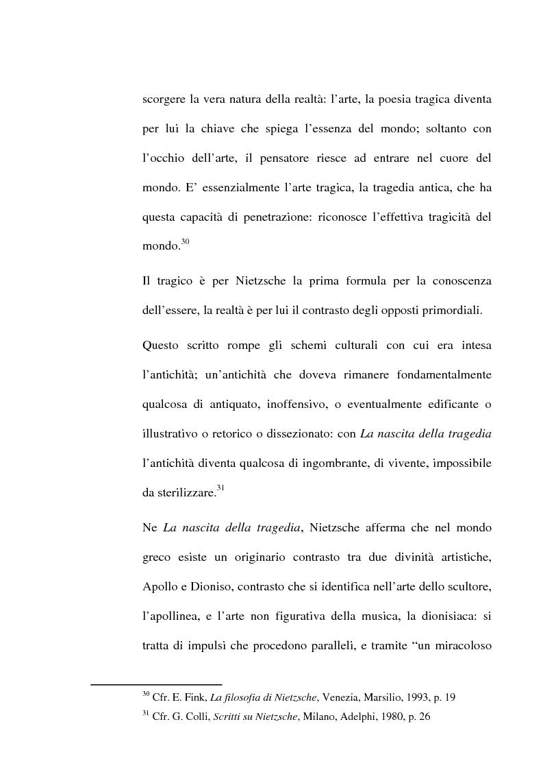Anteprima della tesi: La critica della cultura in Friedrich Nietzsche, Pagina 15