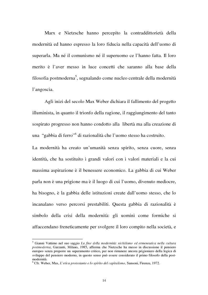 Anteprima della tesi: Il romanzo ispano-americano della postmodernità: Eliseo Alberto, Pagina 10