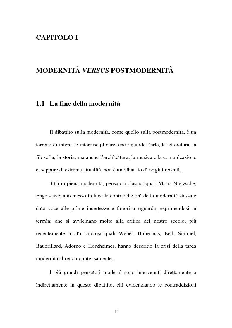 Anteprima della tesi: Il romanzo ispano-americano della postmodernità: Eliseo Alberto, Pagina 7