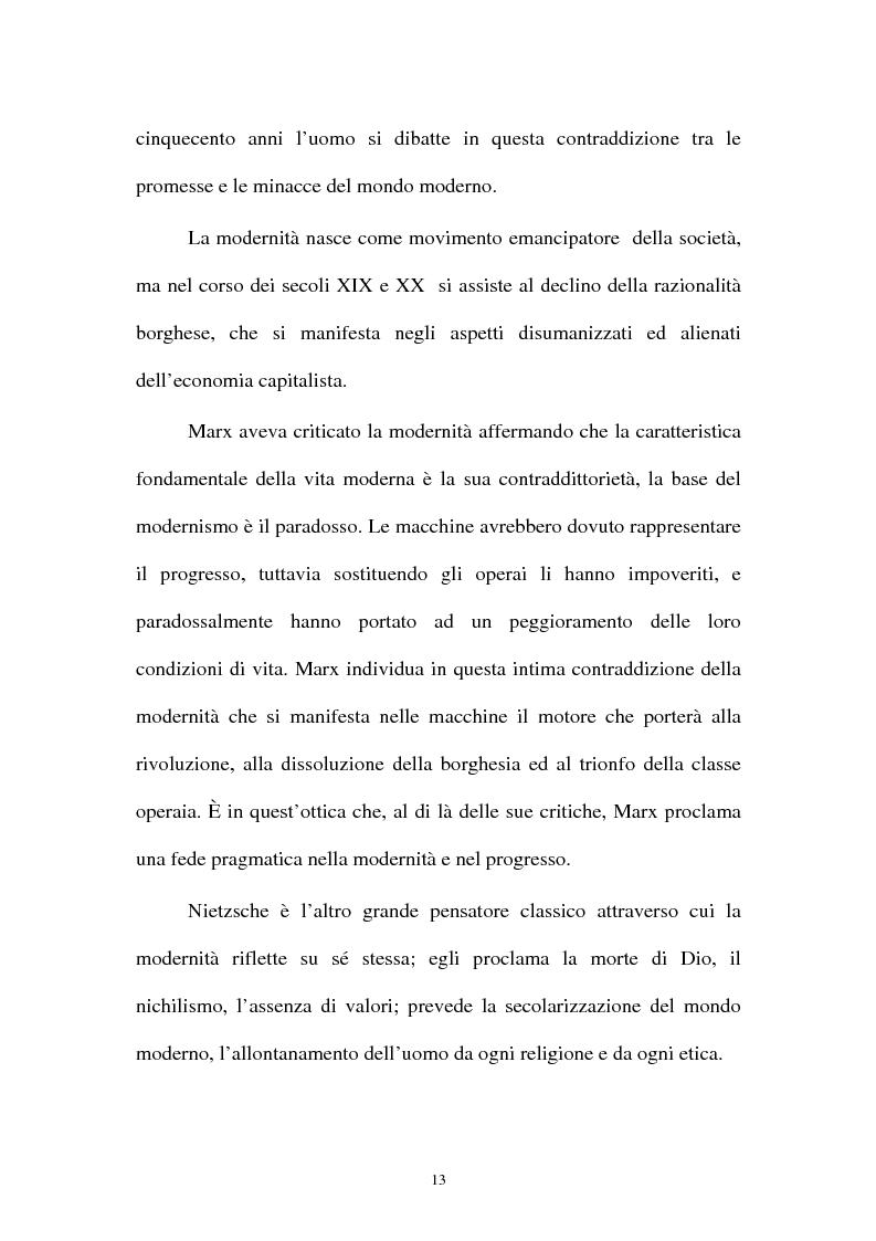 Anteprima della tesi: Il romanzo ispano-americano della postmodernità: Eliseo Alberto, Pagina 9