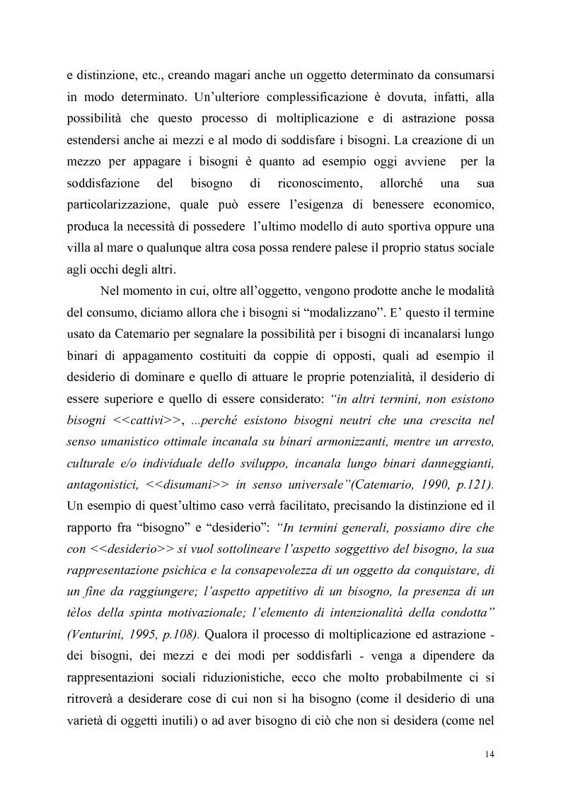 Anteprima della tesi: Itinerari di autorealizzazione. Formazione e stile di vita nell'ordine dei Frati Minori Rinnovati, Pagina 11