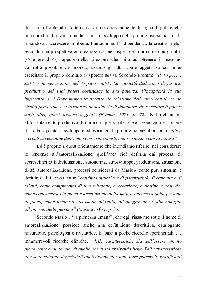 Anteprima della tesi: Itinerari di autorealizzazione. Formazione e stile di vita nell'ordine dei Frati Minori Rinnovati, Pagina 14