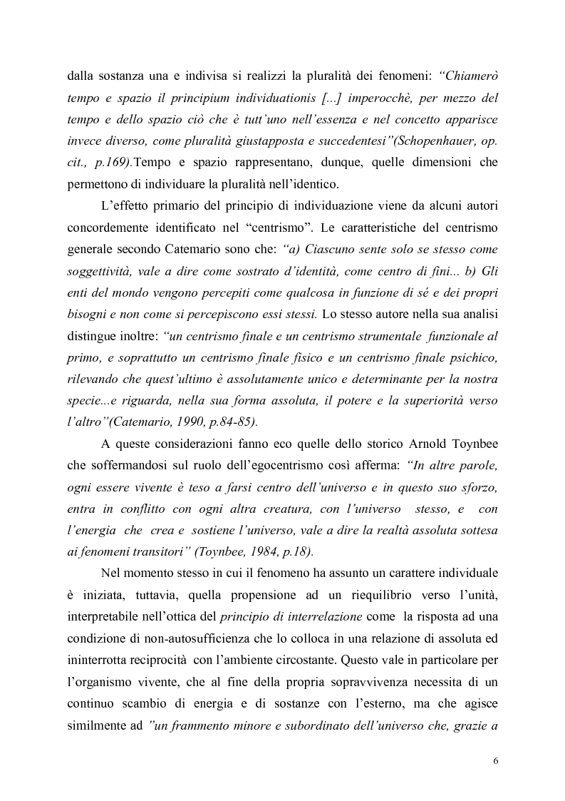 Anteprima della tesi: Itinerari di autorealizzazione. Formazione e stile di vita nell'ordine dei Frati Minori Rinnovati, Pagina 3