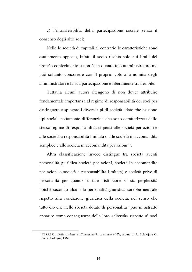Anteprima della tesi: Assemblea e competenze gestorie, Pagina 11