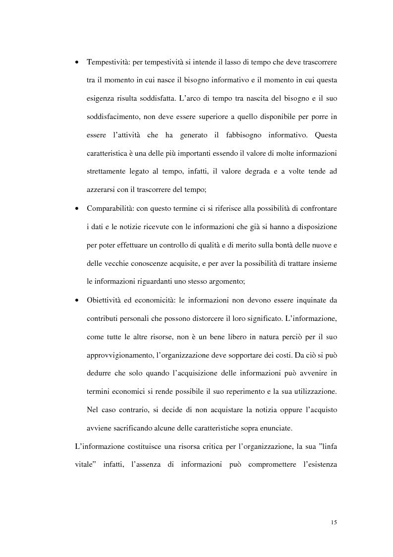 Anteprima della tesi: Prime evidenze sulle interrelazioni tra sistemi Erp e Crm, Pagina 7