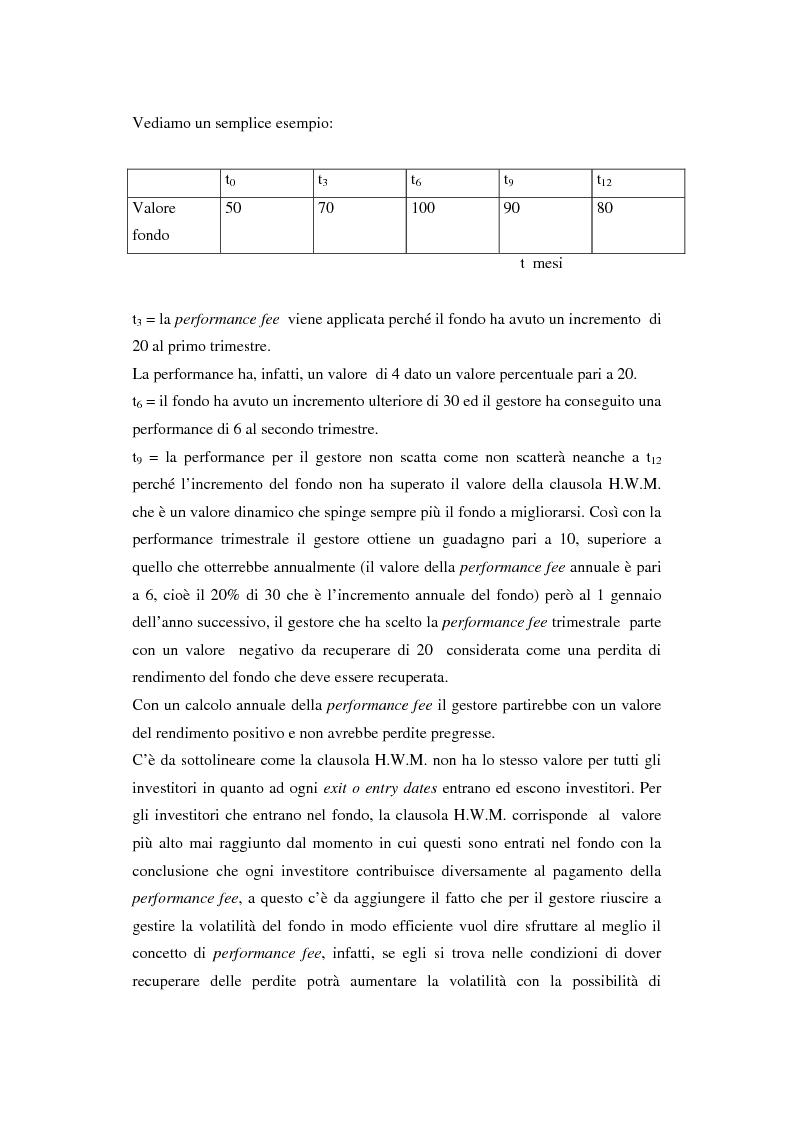 Anteprima della tesi: Hedge fund: profili peculiari di un investimento alternativo, Pagina 10