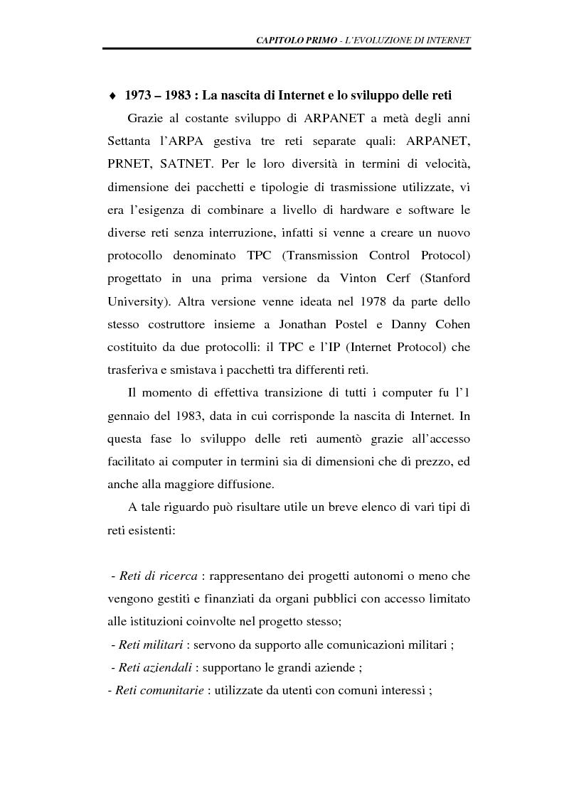 Anteprima della tesi: I modelli di business nei motori di ricerca, Pagina 10