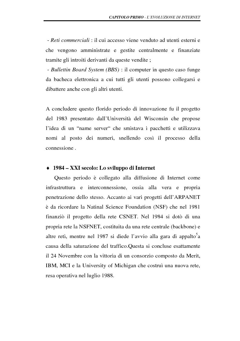 Anteprima della tesi: I modelli di business nei motori di ricerca, Pagina 11