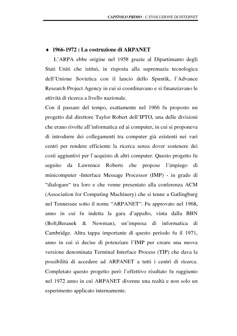 Anteprima della tesi: I modelli di business nei motori di ricerca, Pagina 9