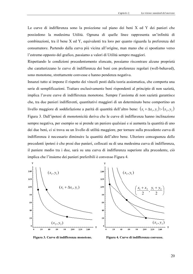 Anteprima della tesi: Realismo nel modello della concorrenza, un'esplorazione con Swarm e JAS, Pagina 14
