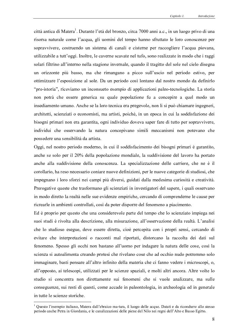 Anteprima della tesi: Realismo nel modello della concorrenza, un'esplorazione con Swarm e JAS, Pagina 2
