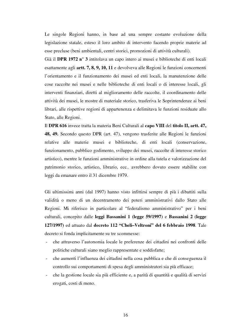Anteprima della tesi: Milano conserva il patrimonio artistico contemporaneo? Un orientamento al panorama italiano ed estero, Pagina 13
