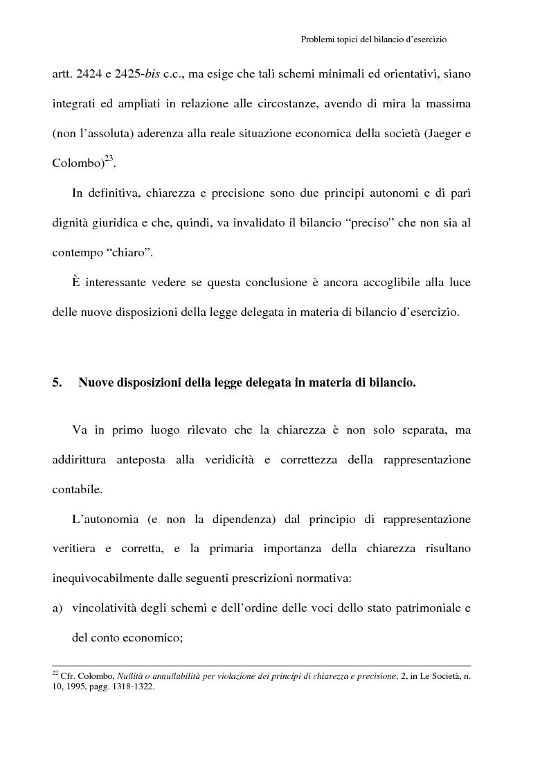 Anteprima della tesi: Principi contabili e fattispecie relative all'art. 2621 c.c., Pagina 10