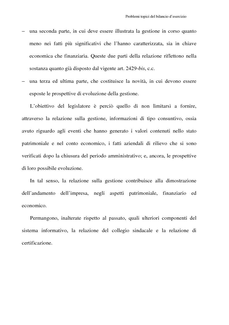 Anteprima della tesi: Principi contabili e fattispecie relative all'art. 2621 c.c., Pagina 18