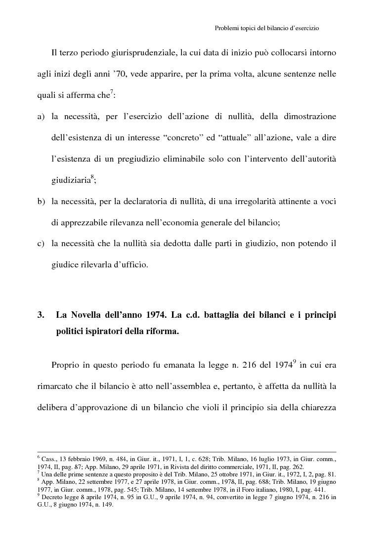 Anteprima della tesi: Principi contabili e fattispecie relative all'art. 2621 c.c., Pagina 4