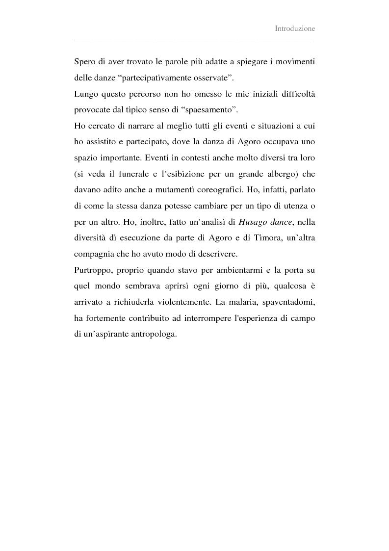 Anteprima della tesi: Antropologia della danza in contesto africano. Un'esperienza in Ghana, Pagina 4