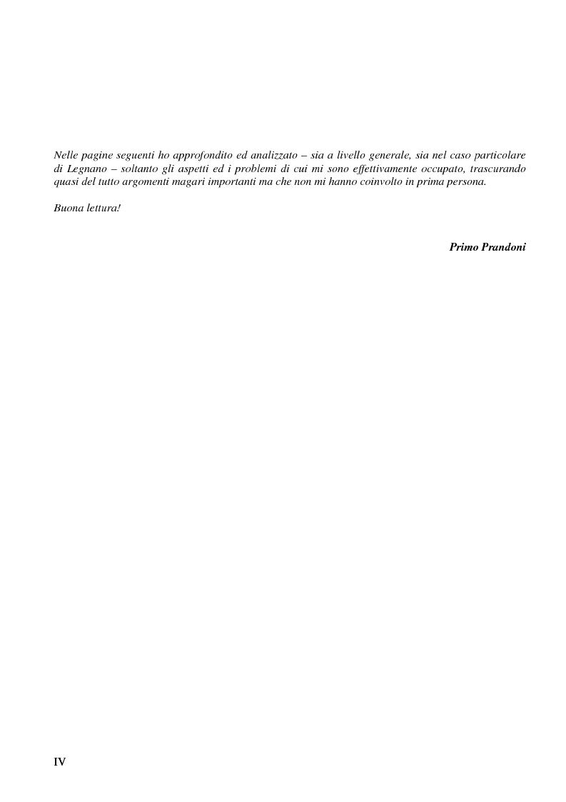 Anteprima della tesi: Teleriscaldamento: aspetti progettuali, Pagina 4