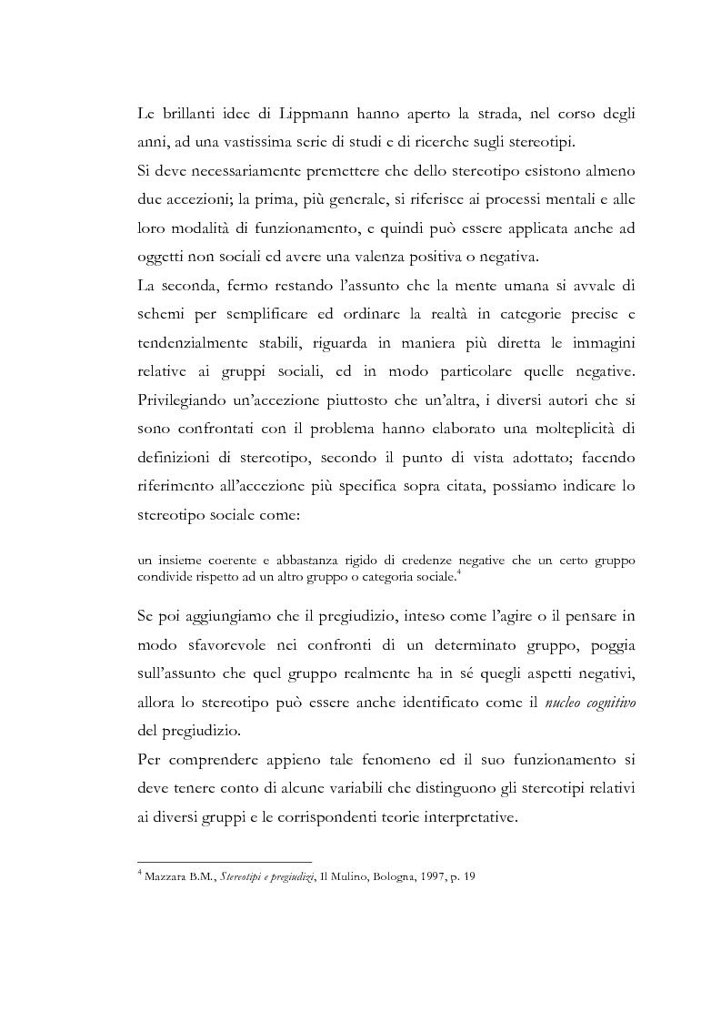 Anteprima della tesi: Gender Advertisements, Erving Goffman, 1979: un confronto in chiave attuale, Pagina 10