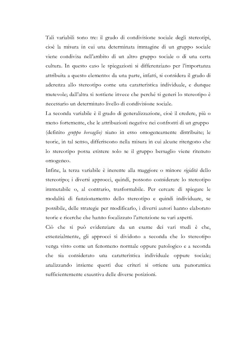Anteprima della tesi: Gender Advertisements, Erving Goffman, 1979: un confronto in chiave attuale, Pagina 11