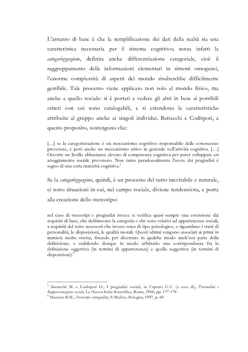 Anteprima della tesi: Gender Advertisements, Erving Goffman, 1979: un confronto in chiave attuale, Pagina 13