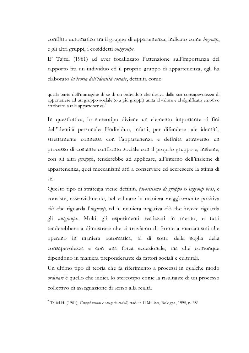 Anteprima della tesi: Gender Advertisements, Erving Goffman, 1979: un confronto in chiave attuale, Pagina 15
