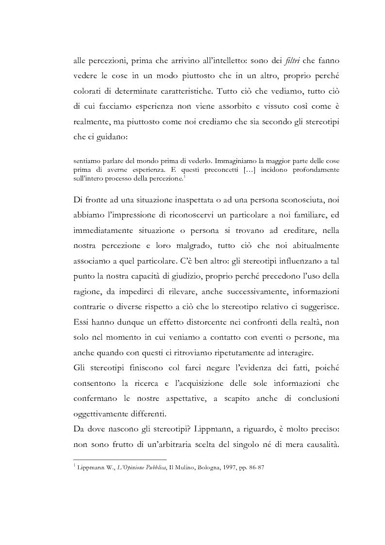 Anteprima della tesi: Gender Advertisements, Erving Goffman, 1979: un confronto in chiave attuale, Pagina 7