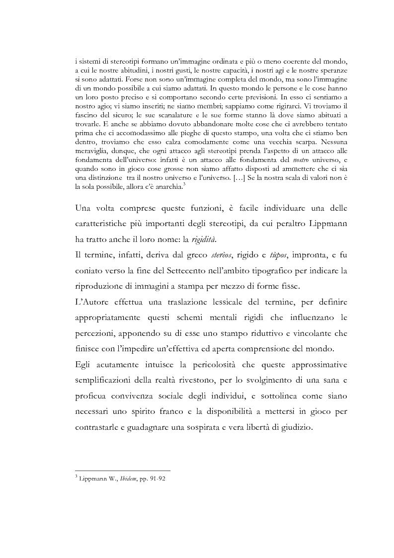 Anteprima della tesi: Gender Advertisements, Erving Goffman, 1979: un confronto in chiave attuale, Pagina 9