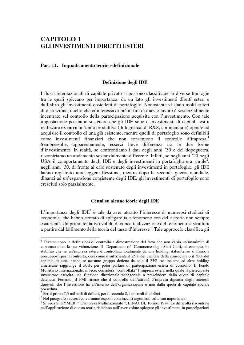 Anteprima della tesi: Un nuovo approccio allo sviluppo territoriale: il marketing d'area ed alcune esperienze di agenzie europee, Pagina 2