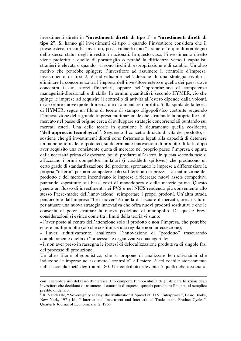 Anteprima della tesi: Un nuovo approccio allo sviluppo territoriale: il marketing d'area ed alcune esperienze di agenzie europee, Pagina 3