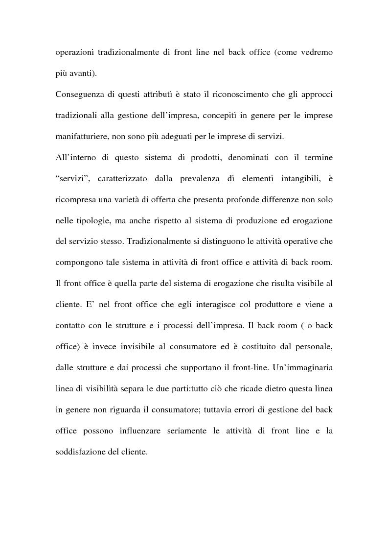 Anteprima della tesi: L'internazionalizzazione delle imprese di servizi, Pagina 14