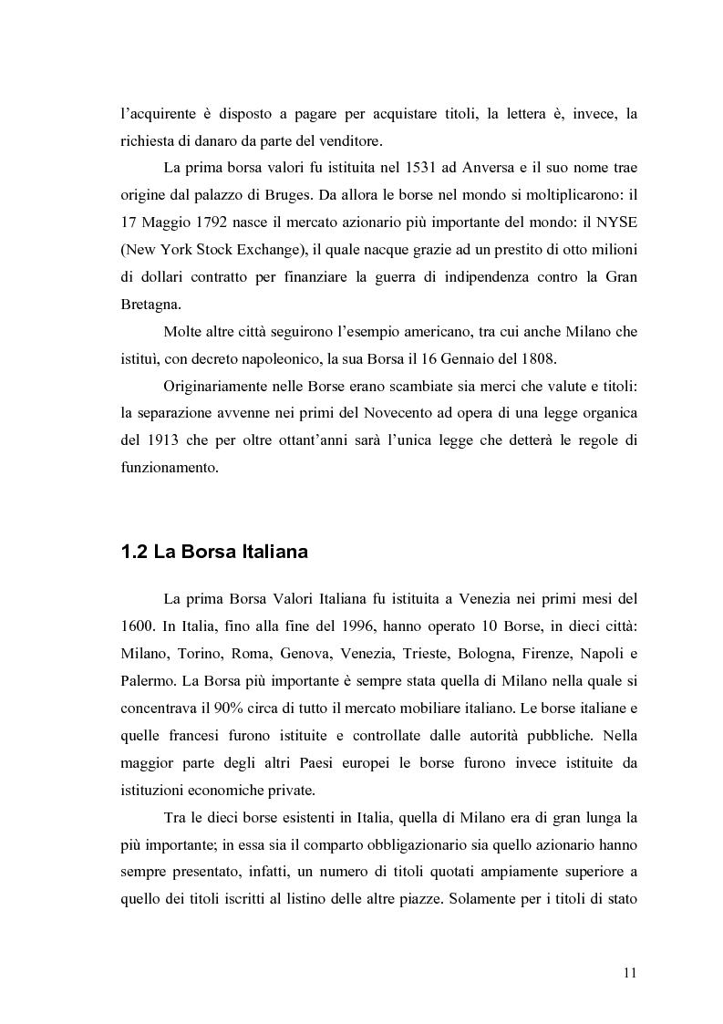 Anteprima della tesi: Aste a chiamata, controllo dei prezzi ed esperimenti con agenti umani ed artificiali in un modello di simulazione di borsa, Pagina 6