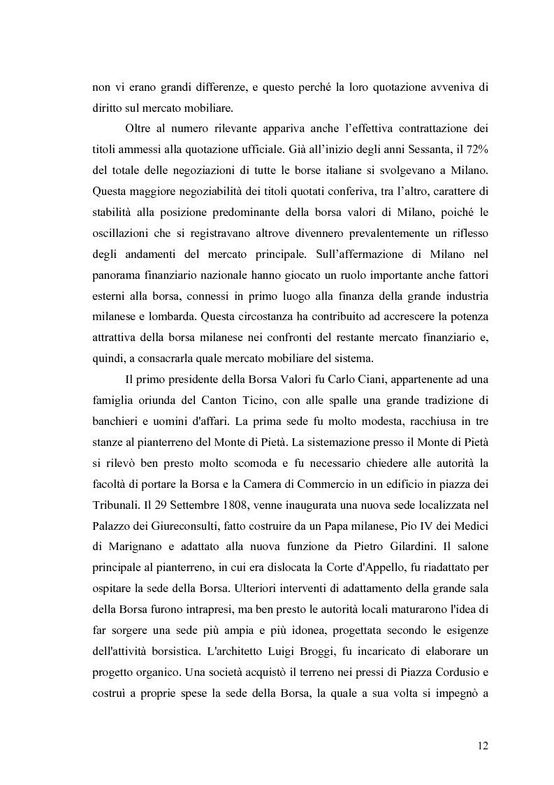 Anteprima della tesi: Aste a chiamata, controllo dei prezzi ed esperimenti con agenti umani ed artificiali in un modello di simulazione di borsa, Pagina 7